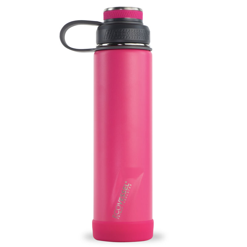 EcoVessel BOULDER 24oz Insulated Water Bottle