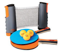 Outside Inside Freestyle Table Tennis Game