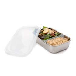 U-Konserve Divided Rectangle Stainless Steel 25oz Container