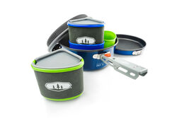 GSI Bugaboo Backpacker 2 Person Cook Set
