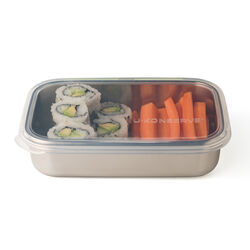 U-Konserve Rectangle Stainless Steel 25oz Container
