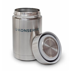 U-Konserve Insulated Food Jar Stainless Steel 18oz Container