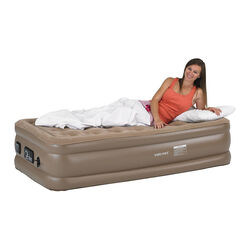 Insta-Bed Raised Airbed With Neverflat Ac Pump (Twin)