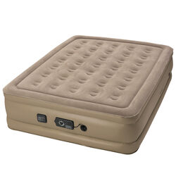 Insta-Bed Raised Airbed With Neverflat Ac Pump (Queen)