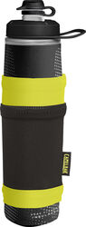 Peak Fitness Chill 24 oz Bottle, Insulated, with Essentials Pocket